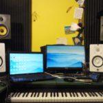 Y-Bit Music スタジオ、機材