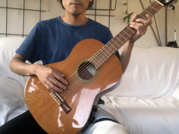ギターサポート
