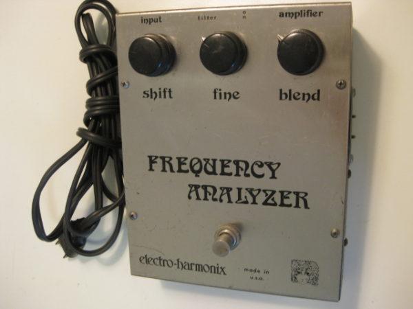 初代 Frequency Analyzer